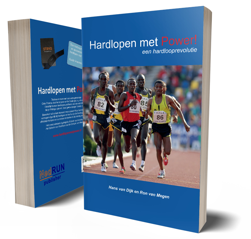 Hardlopen met Power! - Hans van Dijk en Ron van Megen
