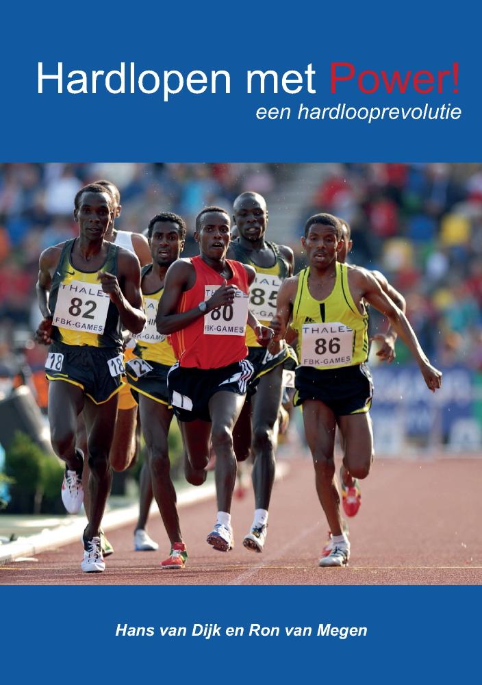 Boek Hardlopen met Power!