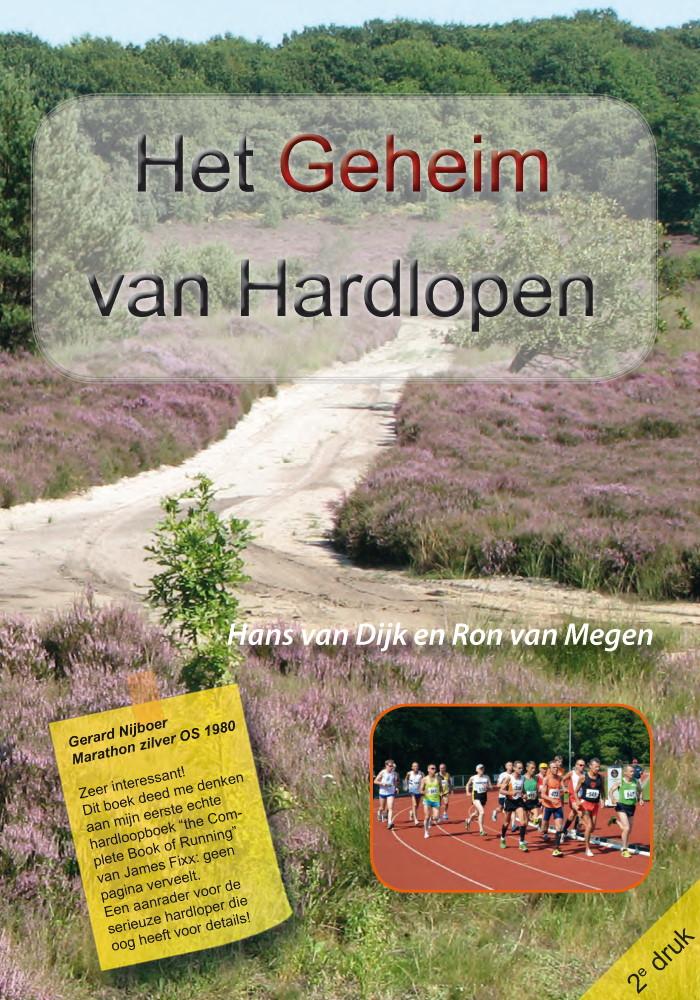 Boek Het Geheim van Hardlopen